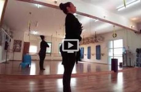 סרטון מספר 1 - עקרונות היציבה